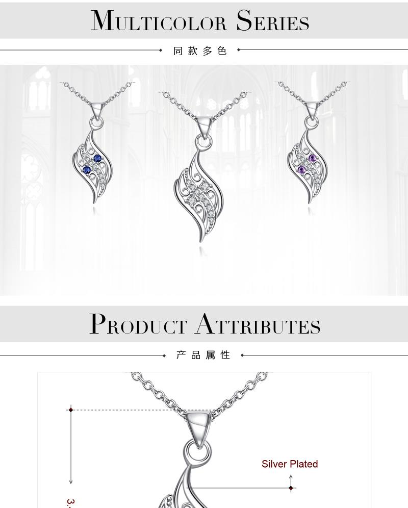N077-C High Quality New Style Fashion Jewelry Free shopping Alloy Plating Necklace NHKL6182-C