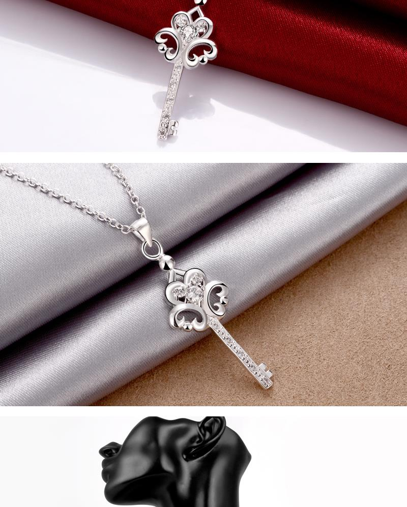 N082-C High Quality New Style Fashion Jewelry Free shopping Alloy Plating Necklace NHKL6187-C