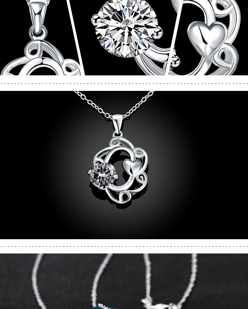 N038-D High Quality New Style Fashion Jewelry Free shopping Alloy Plating Necklace NHKL6143-D
