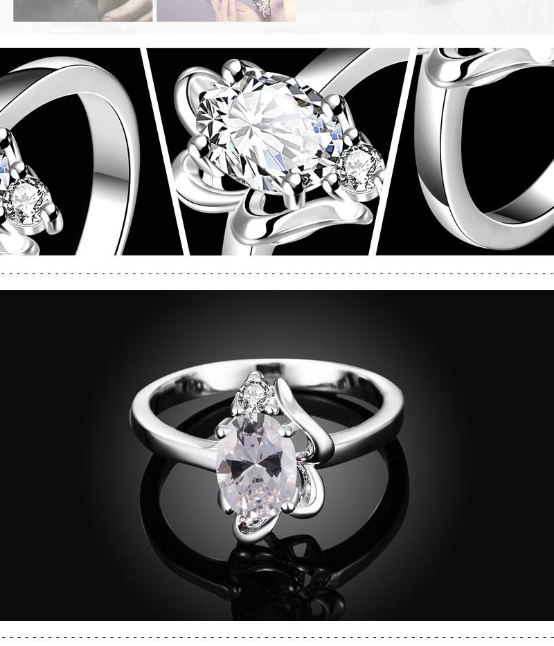 R043-C-8  Alloy fashion ring for women jewelry accessories nickle free NHKL6276-C-8