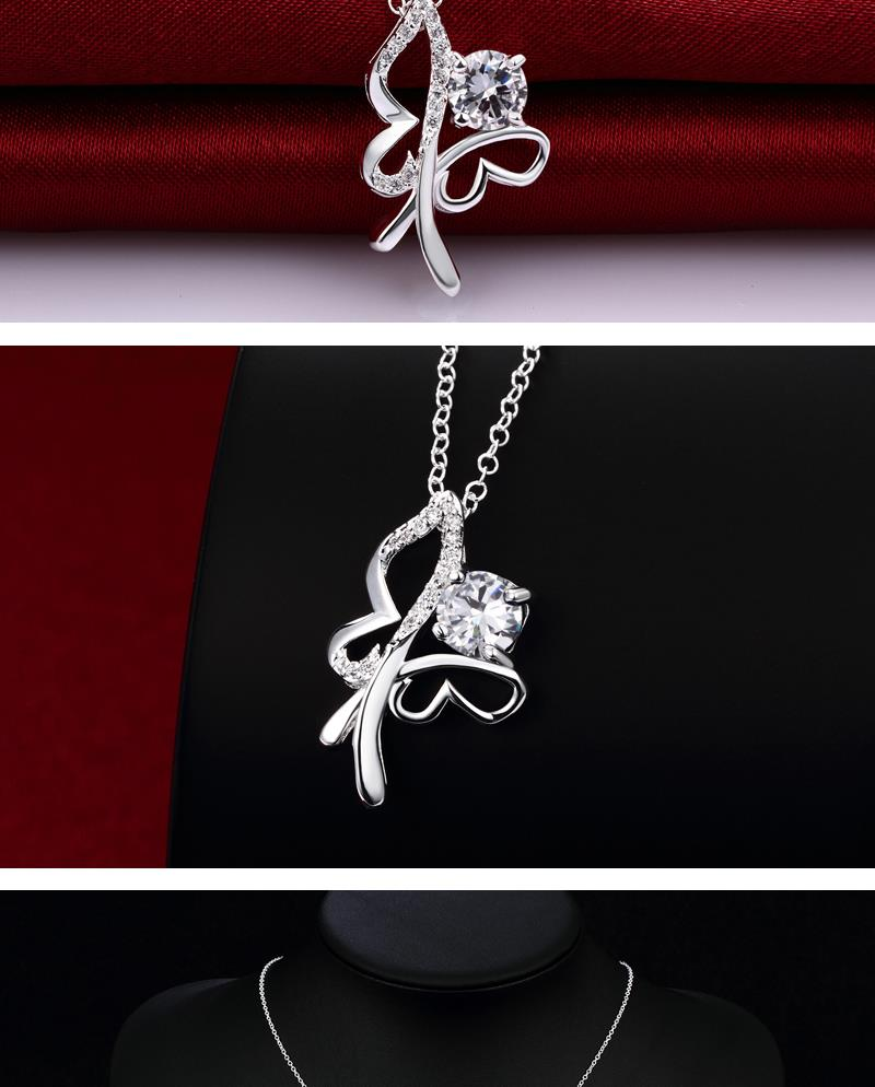 N021-D Alloy necklace brand new design pendant necklaces jewelry for women NHKL6126-D