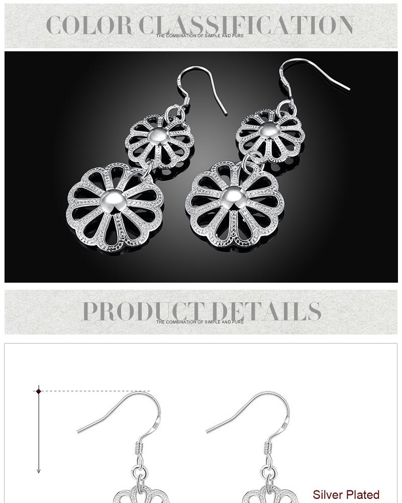 E735 New supplies earrings fashion high quality NHKL7969