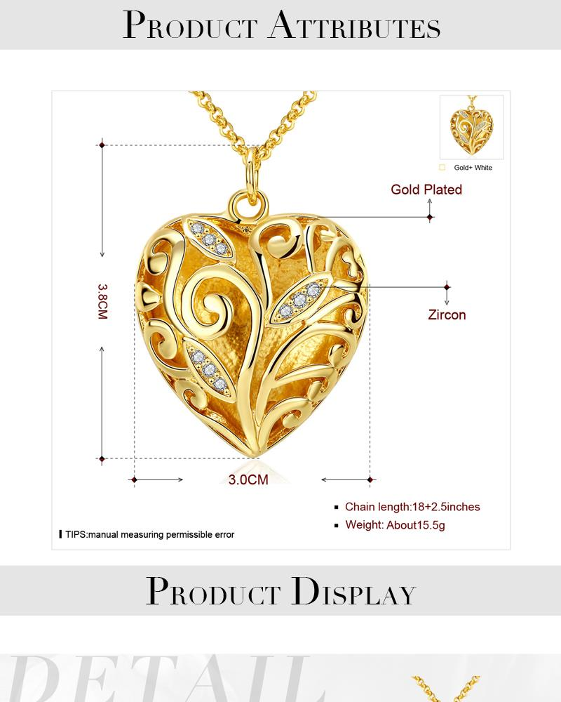 N034 Wholesale Nickle Free Antiallergic Real Alloy Necklace pendants New Fashion Jewelry NHKL5857