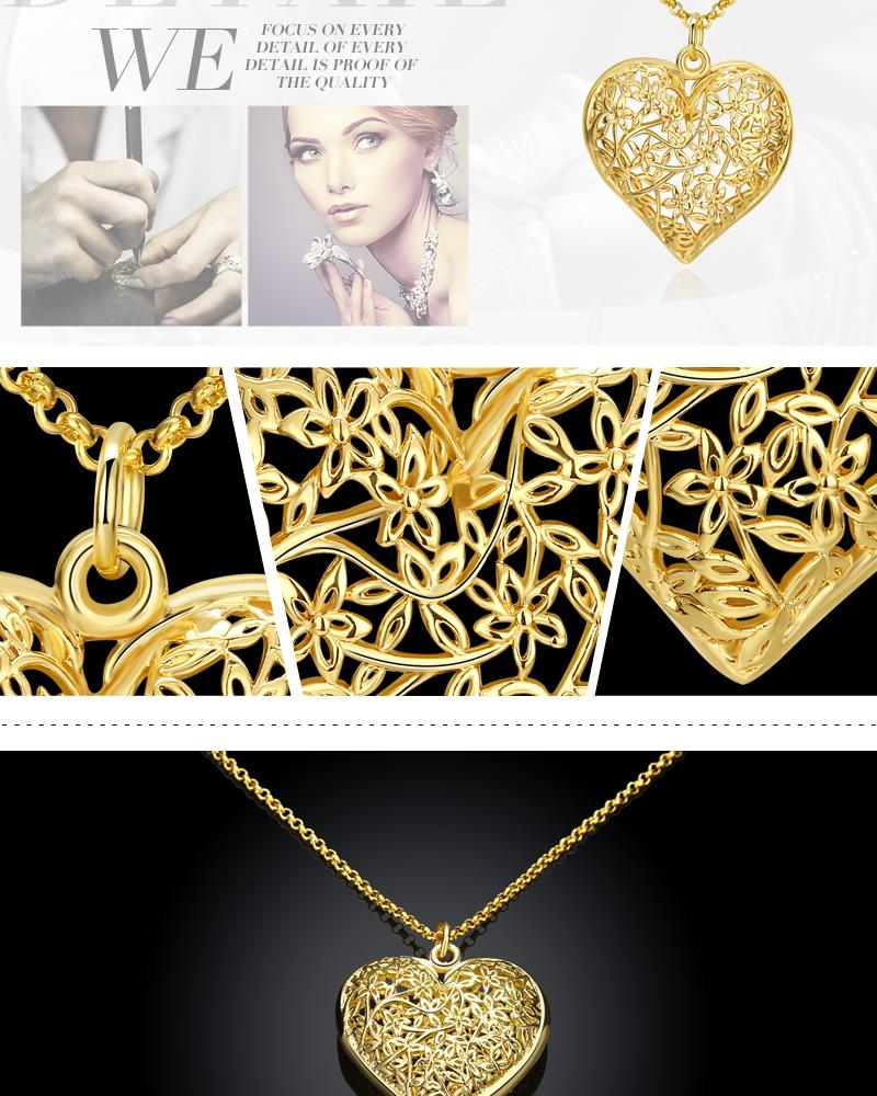 N035 Wholesale Nickle Free Antiallergic Real Alloy Necklace pendants New Fashion Jewelry NHKL5858