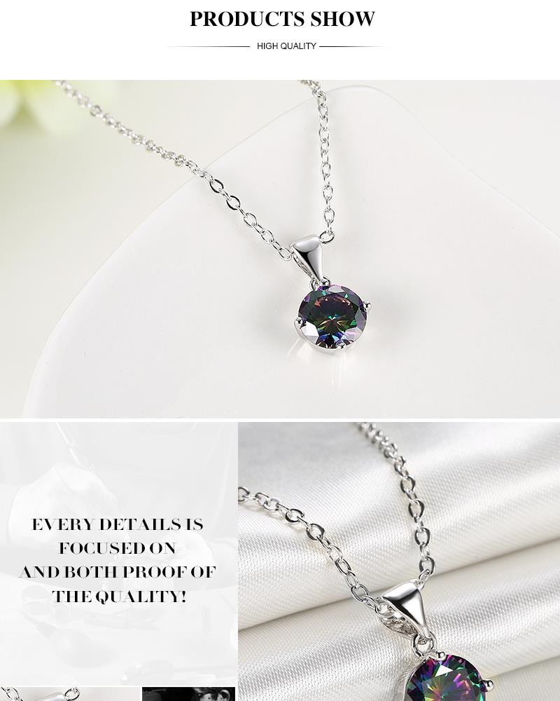 18KRGPN929 2016 Fashion popular necklace NHKL7565