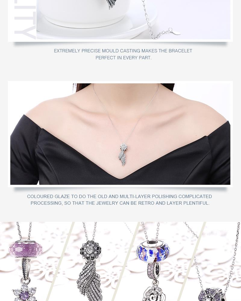 PDRSVM019 2017 Fashion popular long necklace NHKL10715